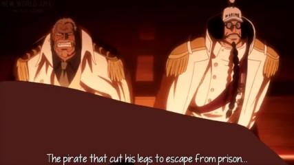 One Piece A. S. M. V - Легендите!