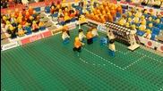 Холандия - Япония на Лего
