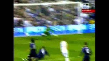 Tottenham - Slavia Prague 1:1 Бербатов...
