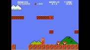 Moonwalk on Super Mario