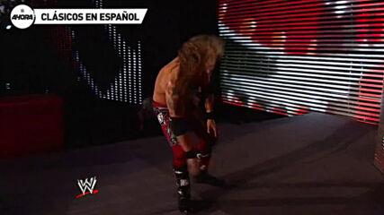 John Cena vs Edge – Lucha de Último Hombre en Pie: WWE Backlash 2009 (Lucha Completa)