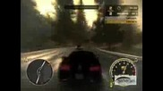 Need For Speed Most Wanted - Razor vs Razor :d