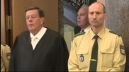 Ули Хьонес влезе в затвора