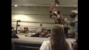 Matt Hardy Vs Jeff Hardy In An Old Ladder Match