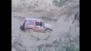 Off Road Mitsubishi Pajero