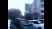 Катастрофи На Зеледен Път В Русия