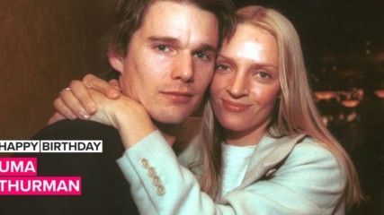 A look back at Uma Thurman's most famous romantic relationships