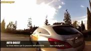 Mercedes Benz Cls63 Amg Shooting Brake