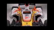 ING Renault F1 2008
