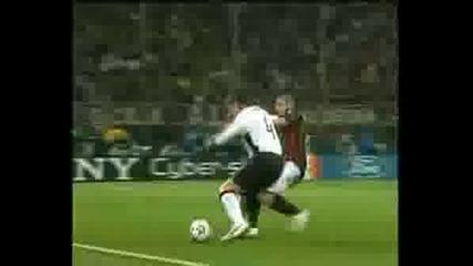 Gattuso Vs Manchester United