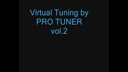 Virtual Tuning Vol.1 By Pro Tuner