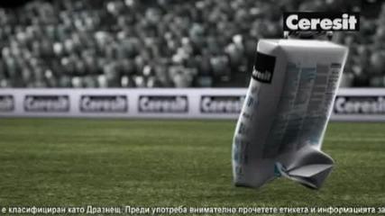 Реклама на Церезит :d
