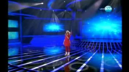 X Factor Bulgaria - елиминация Маргарита 02.11.2011