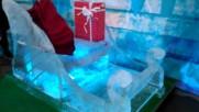 Невероятни Ледени Скулптори