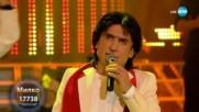 Милко Калайджиев като Toto Cutugno - ''L'italiano'' | Като две капки вода