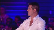 Jake Quickenden sings Christina Perri's A Thousand Years - Boot Camp - The X Factor Uk 2014