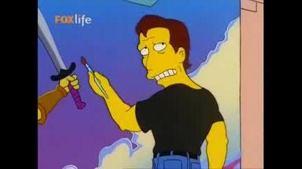 [s14 ep26] Семейство симпсън Бг Аудио / The Simpsons Bg Audio (01.07.2009)