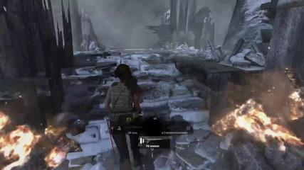 Tomb Raider 2013 - геймплей - епизод 30 - последен епизод