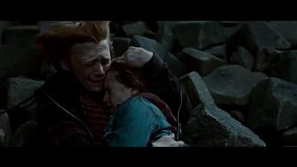 Това е филма - къртач ! Хари Потър и Даровете на Смъртта : Част 2 - ра [ Трейлър ]