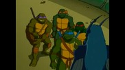 Tmnt - S1e14 - Notes From The Undreground P2(bg sound)