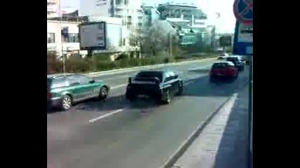 550 hp Mitsubishi Lancer Evo 9