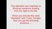 истината за Тюрк ( Туран ) - Етруски