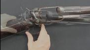 Colt 1855 10-gauge Revolving Shotgun