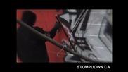 Big Miles - Sdk #289 - song by Brother Ali - Bad Mufucka - Stompdown Killaz Canada (graffiti) (hq)