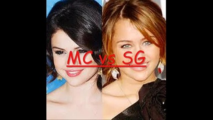 Selena Gomez vs. Miley Cyrus