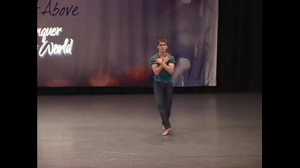 The Man Who Can't Be Moved Contemporary Solo