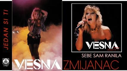 Vesna Zmijanac - Sebe sam ranila - (Audio 1987)