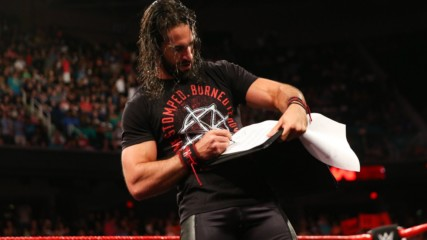 Seth Rollins reveals who will be in his corner at SummerSlam: Wal3ooha, 16 August, 2018