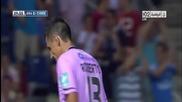 Страхотен гол на Benzema (26.08.2013г.)