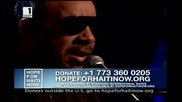 Stevie Wonder - A Time to Love/ Bridge Over Troubled Water (hope For Haiti Now)