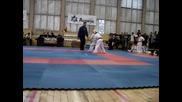 sastezanie po karate - iliqn stanchev