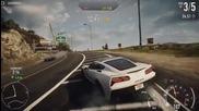 геймплей трейлър на Need for Speed Rivals