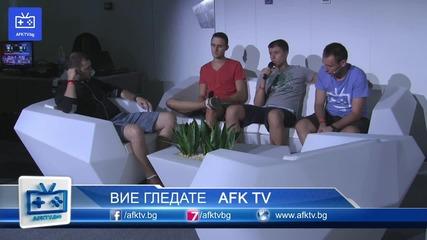 Интервю с Cava & Co- Lol - Квалификации за балканската лига