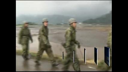 Расте броят на жертвите на наводненията в Япония