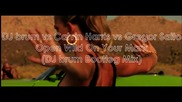 Dj brum vs Calvin Harris vs Gregor Salto - Open Wild On Your Mark (dj brum Bootleg Mix)
