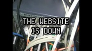 The web site is down