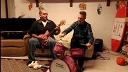 Пичове правят страхотно изпълнение с детски музикални инструменти