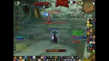 Wow Pvp - Priest 4 vs 1