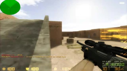 Counter Strike - t4v awp Масака 2