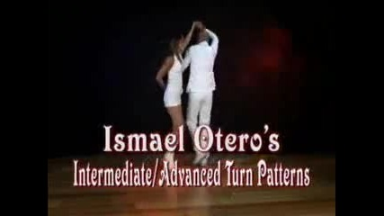Ismael Oteros Advanced Salsa Pattern Dvd