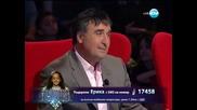 Ерика Адамс - Големите надежди 1/4-финал - 23.04.2014 г.