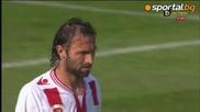Фантастичен Бербатов отново блести с гол, Аячо - Монако 0.1