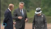 Queen Meets Survivors and Liberators of Bergen-Belsen Concentration Camp