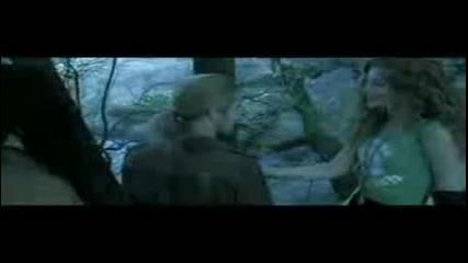 !!! Twilight - Джеймс и Виктория Целувка - Неизлъчени кадри
