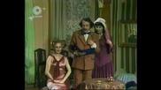 Български Телевизионен театър - Милионерът (1988) с Георги Парцалев, Георги Калоянчев (част 1)