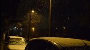 """От """"Моята новина"""": Заваля сняг на първа пролет"""
